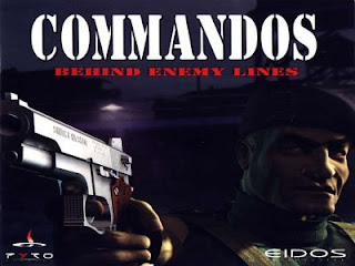 Download Commandos Behind Enemy Lines Game For PC