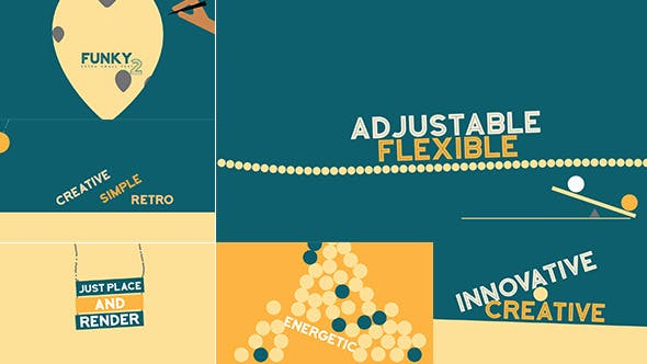 Funky Display and Titles 2[Videohive][After Effects][12900108]