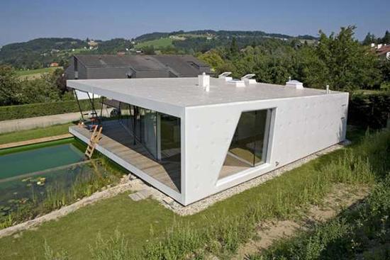 ide desain atap minimalis