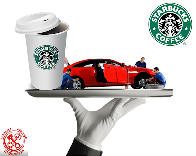 Starbucks Pelajaran Bernilai Tentang Pelayanan