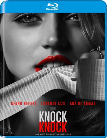 Knock Knock (2015) English 480p BluRay x264 300MB ESubs