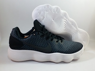 Nike Hyperdunk 2017 Low Black White  Jual Sepatu Basket Replika Import Premium