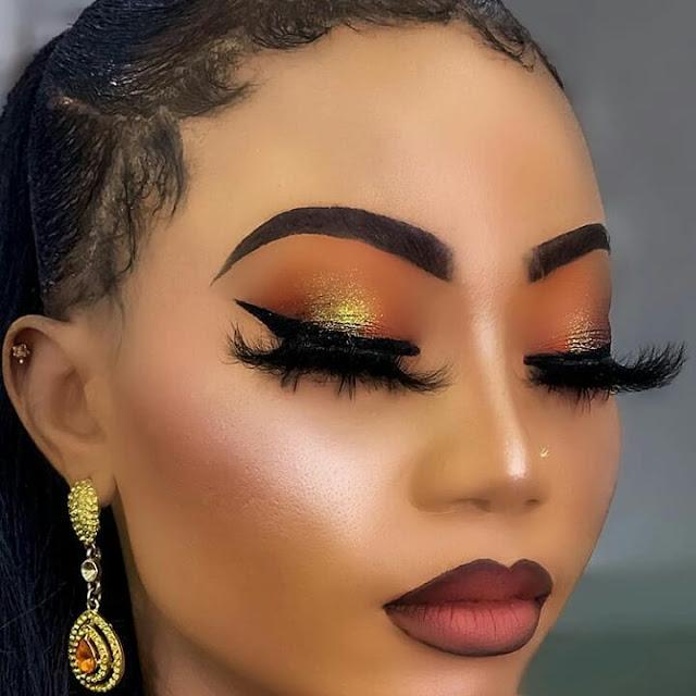 2019 Lovely Makeup ideas for Black Women