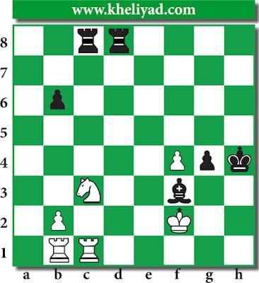 Kheliyad Chess Puzzle