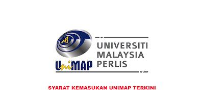Syarat Kemasukan UniMAP 2020 (TERKINI)