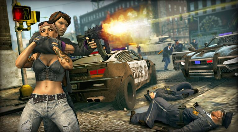 Saints Row The Third PC Full Español
