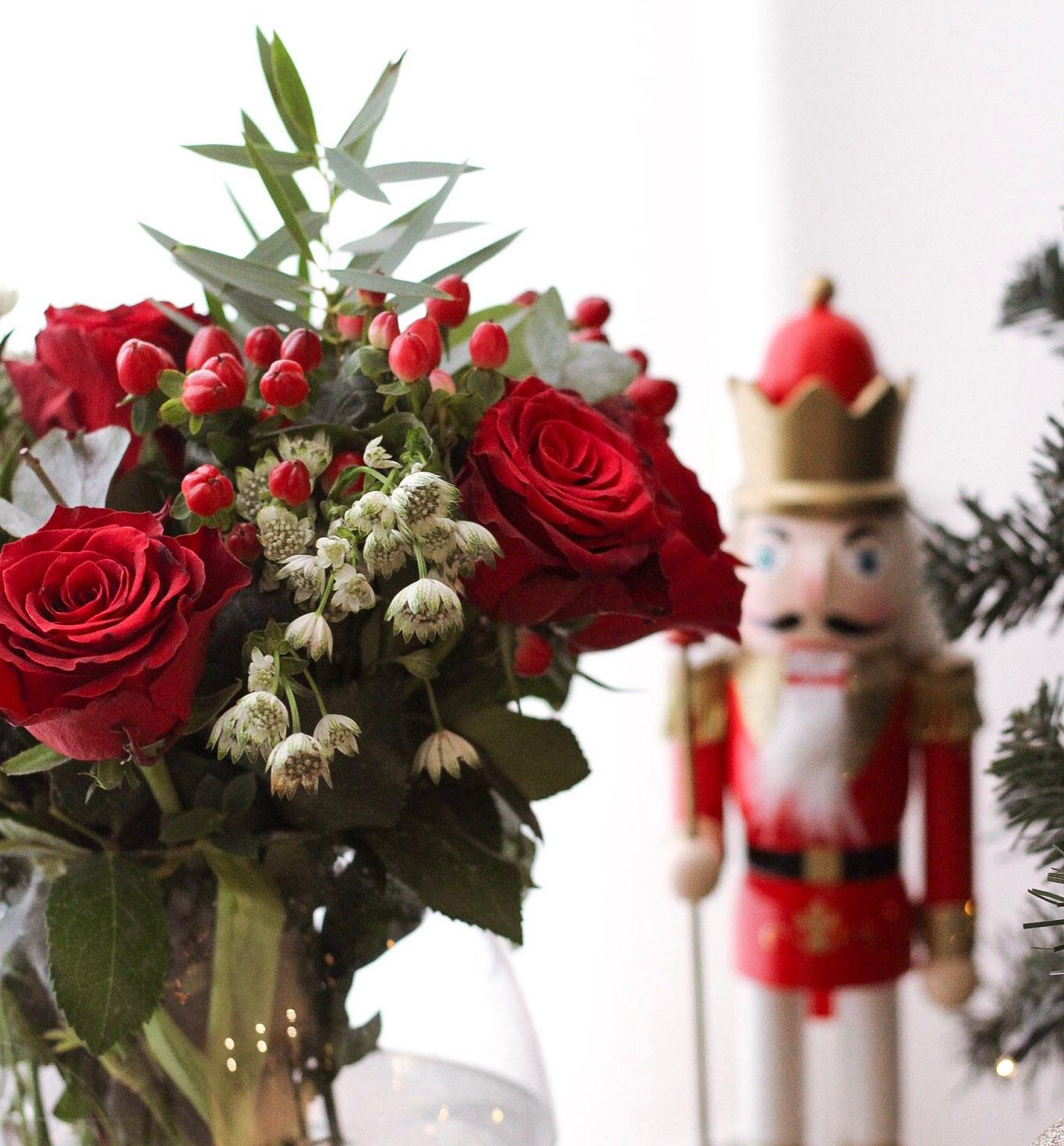 Festive Flower Bouquet