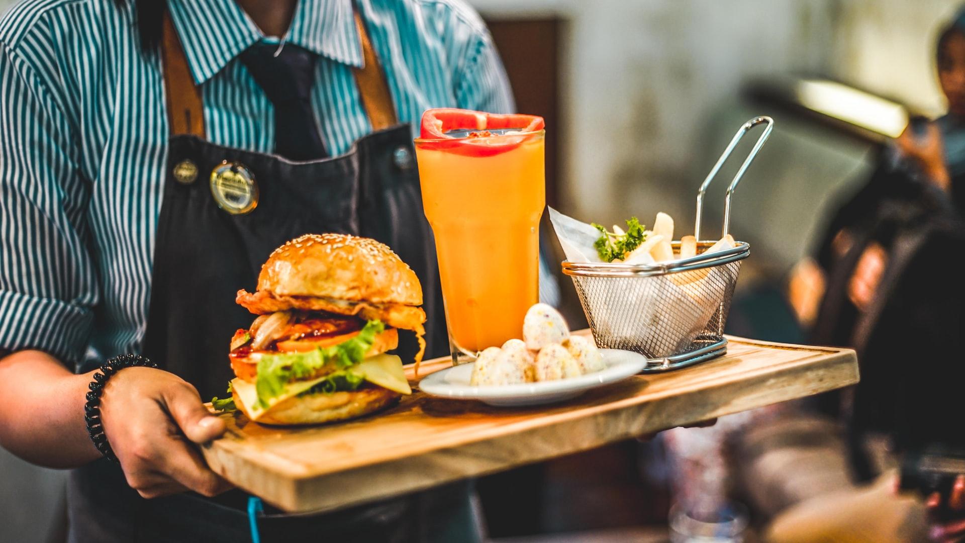 7 langkah buat duit dengan bisnes burger