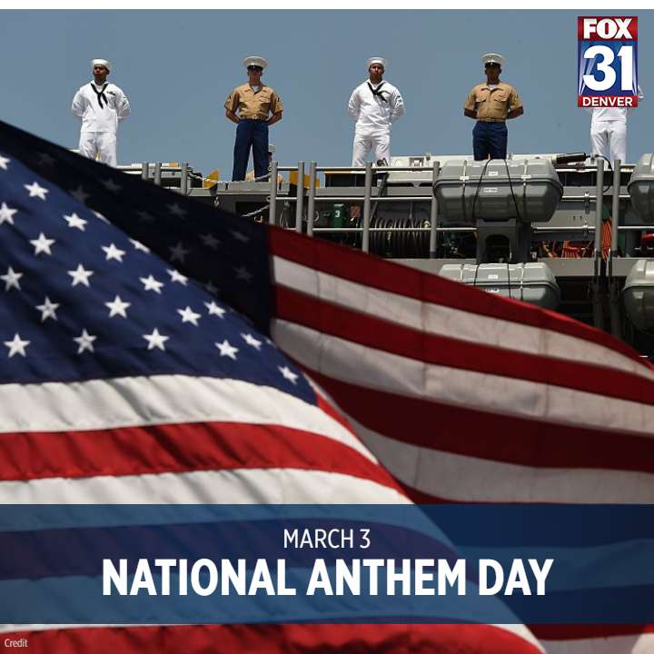 National Anthem Day Wishes For Facebook