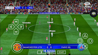 Download PES 2021 PPSSPP Android English Version Peter Drury Comentatory & Full Update Transfers