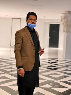 Faizan Munir Khan SKT