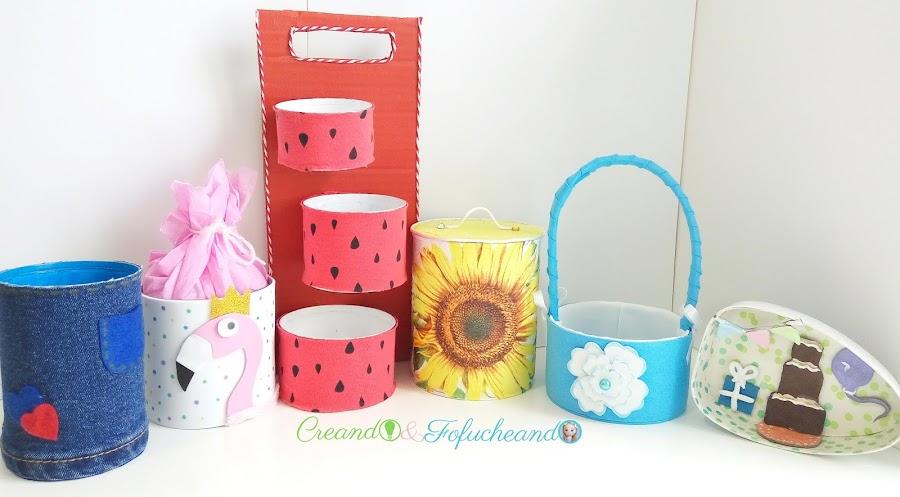 6-ideas-para-reciclar-y-decorar-latas-manualidades-con-reciclaje-creando-y-fofucheando