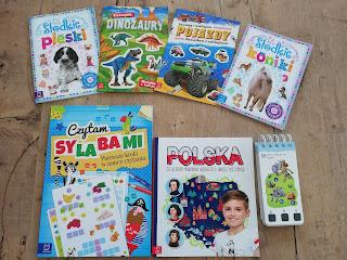 Recenzja książek wydawnictwa aksjomat na blogu atrakcyjne wakacje z dzieckiem