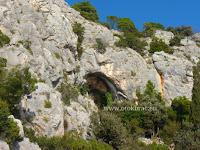 Zmajeva špilja, Murvica, otok Brač slike