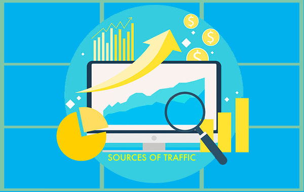 Website Marketing: Sources Of Traffic