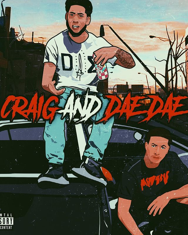 """Jayy Wood is back on the scene with a brand new release: """"Craig and Dae Dae"""""""