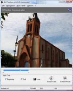 تحميل AVIToolbox 2.7.1 مجاني لتقسيم واستخراج الصوت من الفيديو