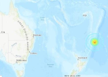 Έκτακτο: Τεράστιος σεισμός 8 ρίχτερ στην Νέα Ζηλανδία