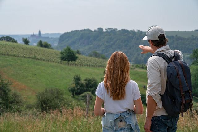 Sächsischer Weinwanderweg | Etappe 6 Von Meißen bis Diesbar-Seußlitz | Wandern in Sachsen | Region Dresden-Elbland 17