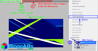 Background Nomor Start Balap Photoshop