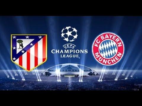 بث مباشر مباراة بايرن ميونخ وأتلتيكو مدريد
