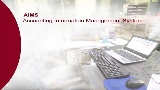 AIMS- Accounting Information System