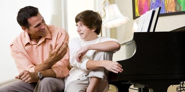 WFH Di Rumah, Anak Merasa Nyaman