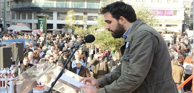 Παρέμβαση Σπύρου Μαρίνη στην ημερίδα του ΣΕΠΕ Αργολίδας για το διαδίκτυο