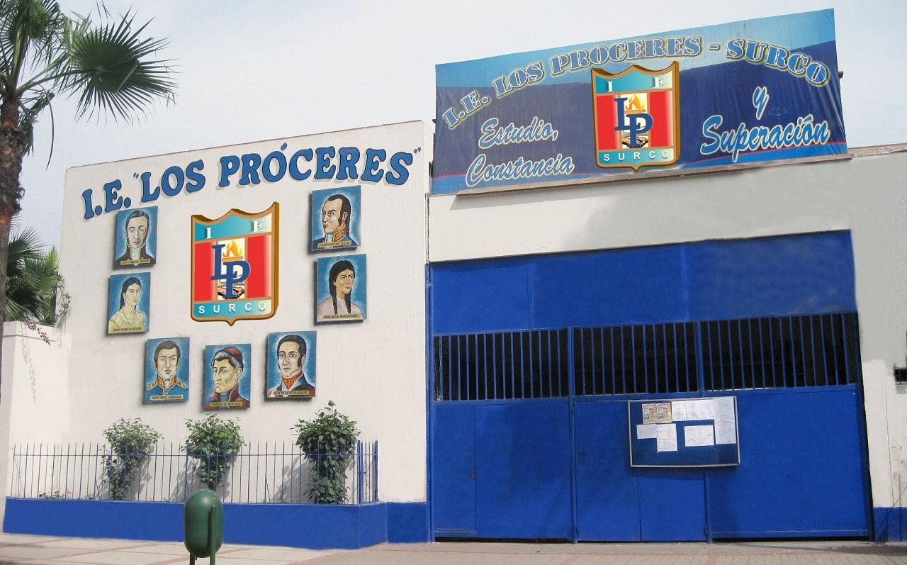 Colegio 6082 LOS PROCERES - Santiago de Surco
