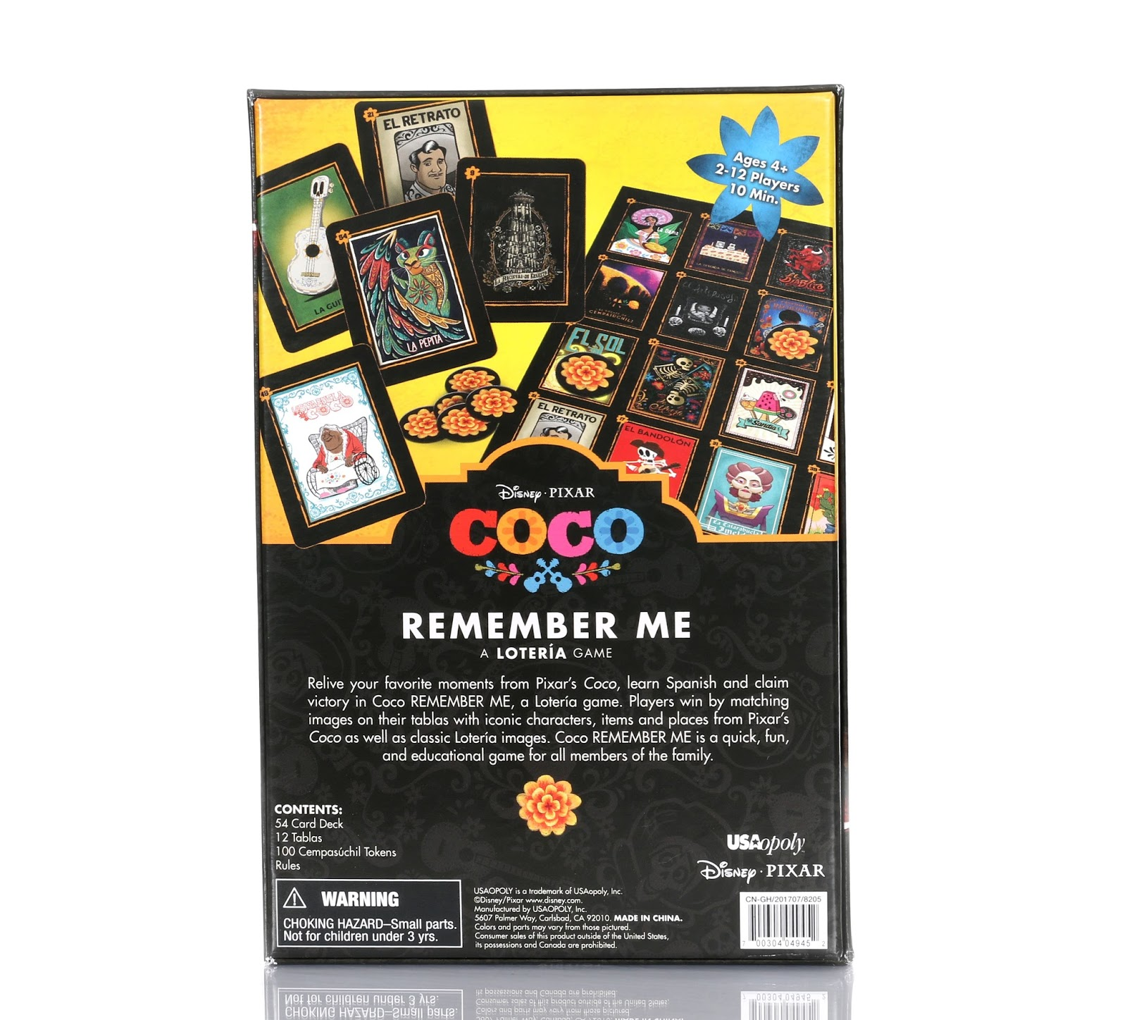Coco Loteria Mexican Bingo Game Review
