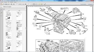 Manuales de Taller de MERCEDES BENZ: MERCEDES BENZ ML320