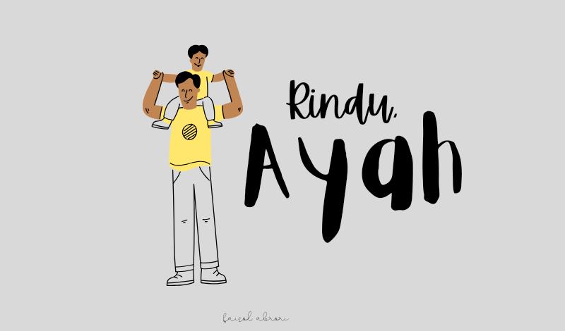 Quotes Rindu Ayah