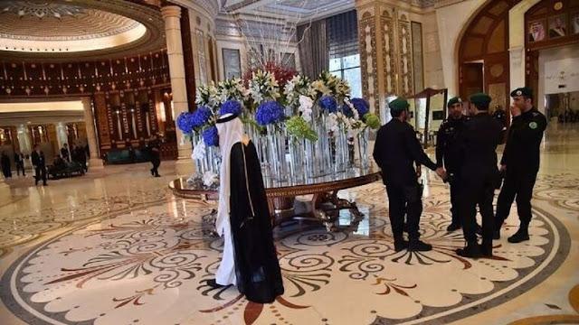 السعودية، الرياض،  فندق ريتز كارلتون،  اعتقلت السلطات السعودية 400 من أقوى الشخصيات في المملكة،  الأمير محمد بن سلمان،  مقاومة الفساد،  حربوشة نيوز