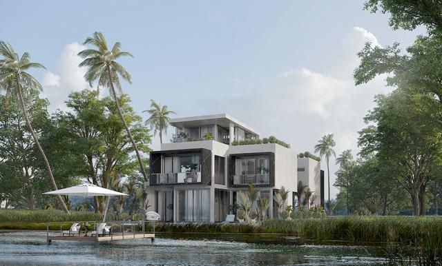 Dự án biệt thự đảo Ecopark Grand