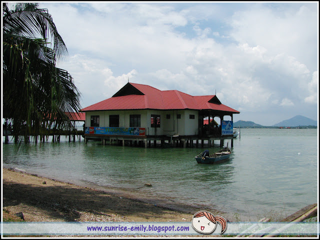 Playing Tourist in Pulau Aman, Penang