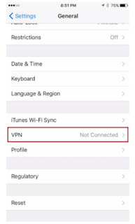 Cara Setting VPN di iPhone Dengan Mudah [Work 100%]