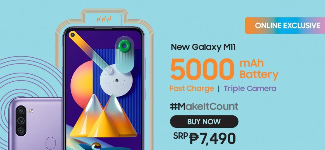 samsung galaxy m11 philippines