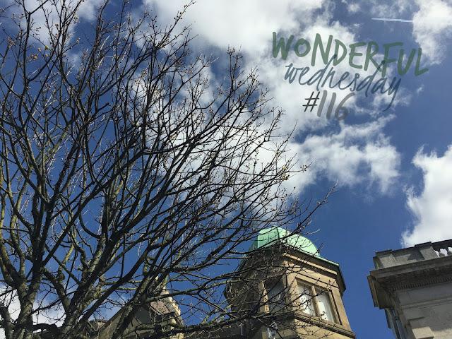 Wonderful Wednesday #116