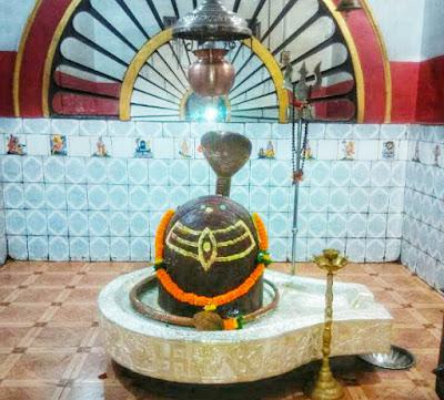 स्वयं- भू शिवलिंग शिवधाम कोड़िया shiv mandir kodia