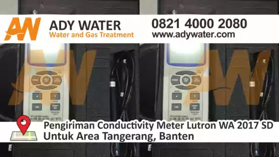 Jual Conductivity Meter di Tangerang