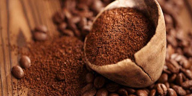 cara menghilangkan kantung mata secara alami dengan masker kopi