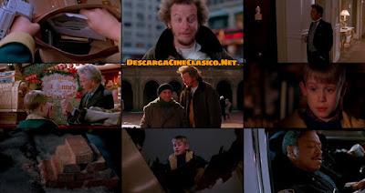 Secuencias de la película: Mi pobre angelito 2