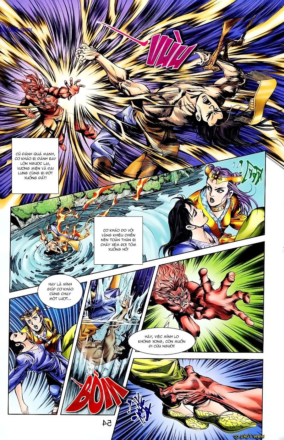 Cơ Phát Khai Chu Bản chapter 106 trang 20