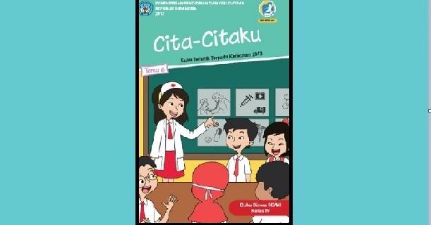 Soal Ulangan Harian Kelas 4 Tema 6 Subtema 1 - Diary Guru