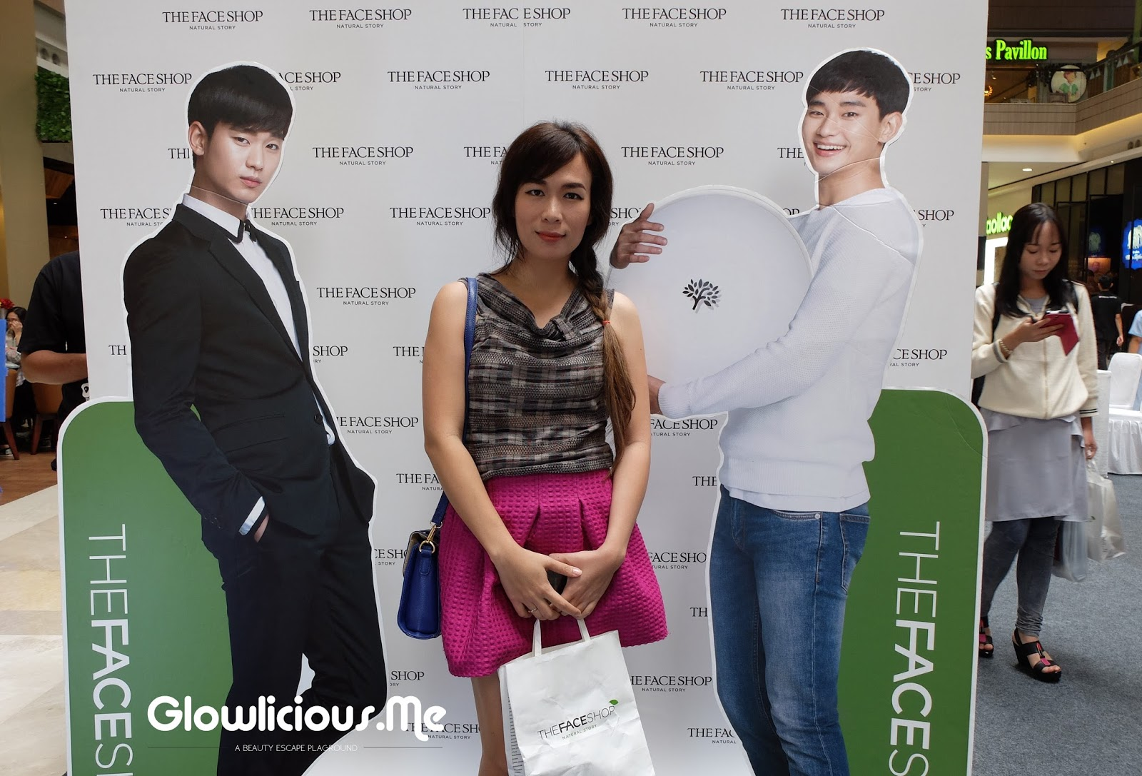 meet and great kim soo hyun di indonesia mua