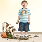 Короткие стихи для малышей про друзей