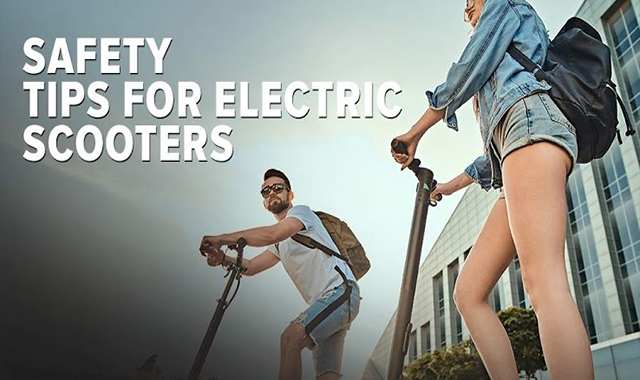 Safety Tips for Electric Scooters
