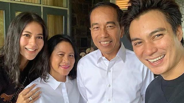 Baim Wong Puji-puji Jokowi, Fans Auto Unsubcribe: Ternyata Cebong