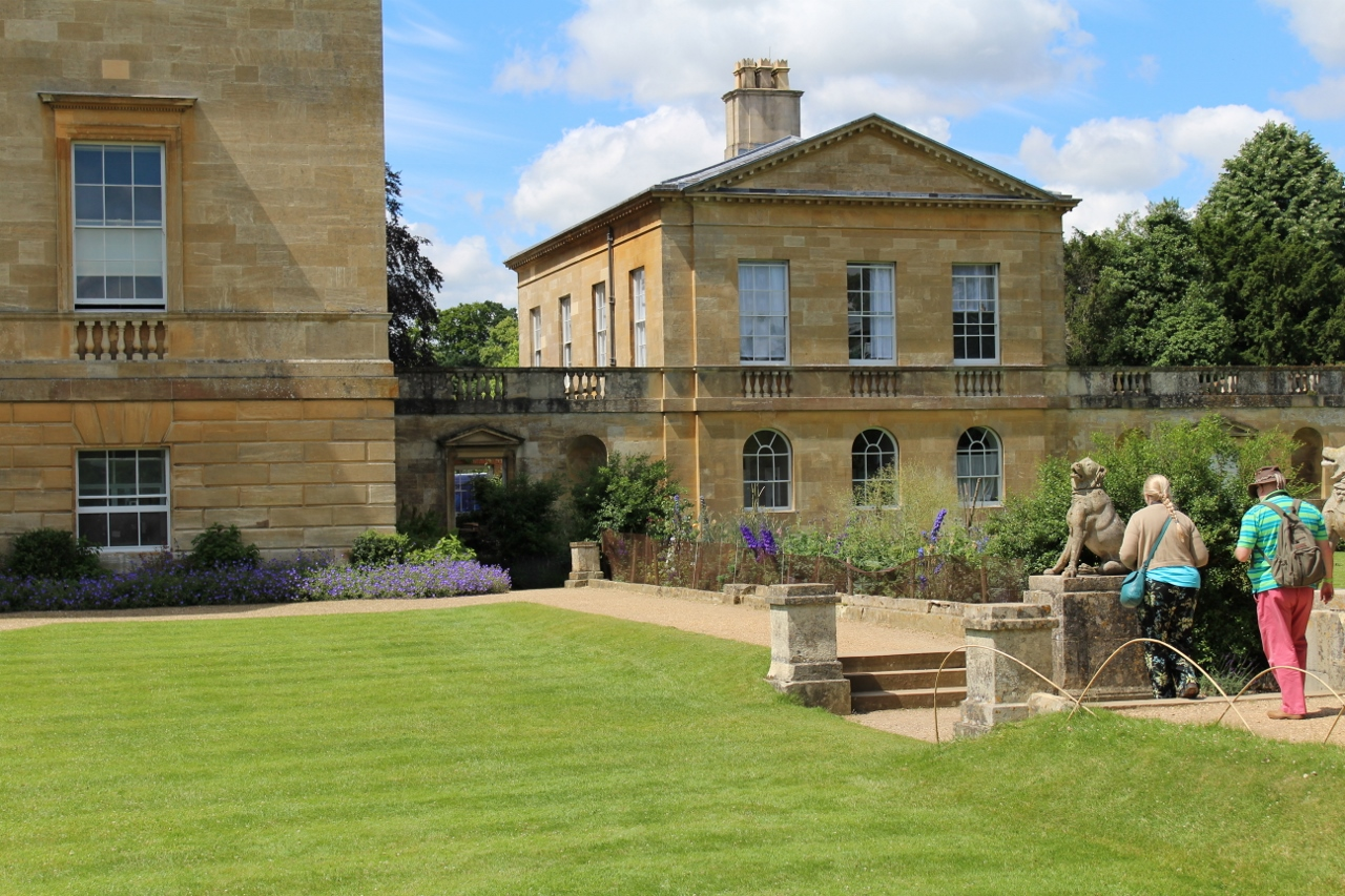 House and Gardens at Basildon Park