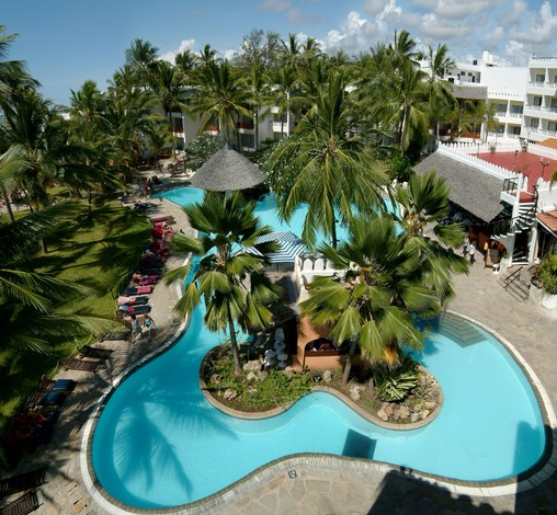 Bamburi Beach Hotel in Mombasa